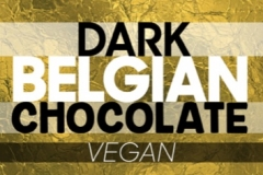Dark Belgian Choc Vegan Ice Cream
