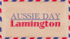 Aussie Day Lamington