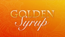Deliciously rich golden syrup infused ice cream.