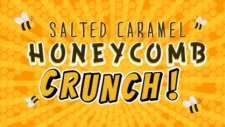 Salted Caramel Honeycomb Crunch